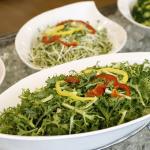 水菜の便利な保存方法と保存期限は?